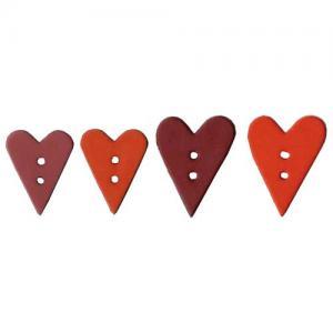 Artemio Button Assortment - Hearts [6504]