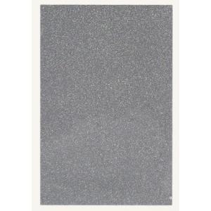 7 Gypsies Texture Sheet - Glitter Silver [17689]