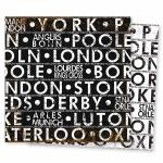 "7 Gypsies 12"" x 12"" Paper - [19362] Paddington, Waterloo"