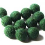 HandBEHG Wool Felt Balls - 2CM [Forest]