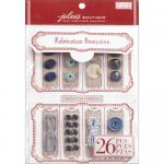Jolees Boutique French General Notion Kit - Blue