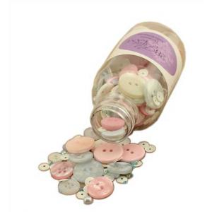 28 Lilac Lane Bottle Embellishment Kit - Cotton Candy