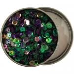28 Lilac Lane Sequin Tin - Bold and Bright