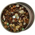 28 Lilac Lane Sequin Tin - Neutrals