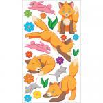 EK Success Sticko Plus Stickers [31036] Foxy