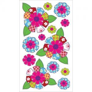 EK Success Sticko Plus Stickers [40004] Patterned Flowers