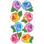 EK Success Sticko Stickers [00113] Tissue Roses