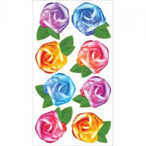 EK Success Sticko Stickers [00113] Tissue Roses
