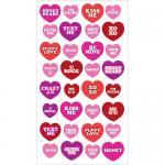 EK Success Sticko Stickers [00193] Heart Phrases