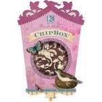 K & Company Flora & Fauna by Brenda Walton - [599741] Glitter Alphabet Chipbox