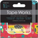 Tape Works Accent Tape - [SCT2108] Hope Owl