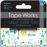 Tape Works Accent Tape - [SCT2103] Keys