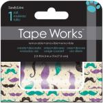 Tape Works Accent Tape - [SCT2105] Mustaches & Dots