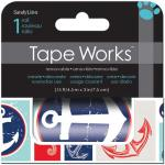 Tape Works Accent Tape - [SCT2106] Sea Life