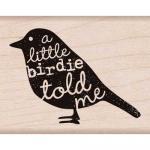 Hero Arts - [E5913] Birdie Told Me