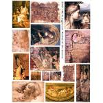 Joggles / Altered by Design Collage Sheets - Wisdom Of The Ancients