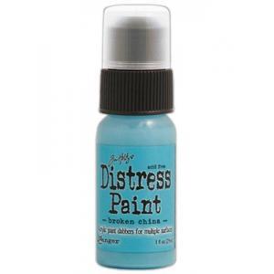 Tim Holtz Distress Paint - Broken China