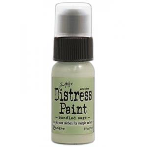 Tim Holtz Distress Paint - Bundled Sage