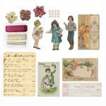 Melissa Frances - Victorian Ephemera Kit [GN337]
