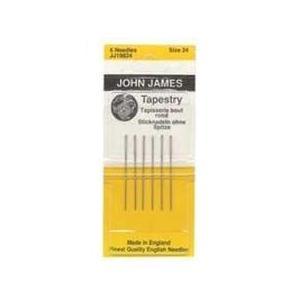John James Tapestry Needles Size 24 [JJ198-24]