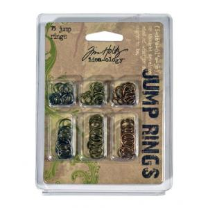 Idea-ology by Tim Holtz - [TH92726] Jump Rings