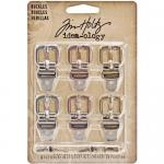 Idea-ology by Tim Holtz - [TH93064] Buckles