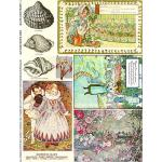 Alpha Stamps Transparency - Mary Mary Quite Contrary 1 [228] - ON SALE!