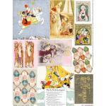 Alpha Stamps Collage Sheet - St Nicholas [CS01-936] - ON SALE!