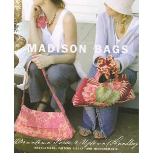 Amy Butler Patterns - Madison Bags