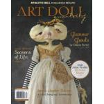Art Doll Quarterly - August / September / October 2016