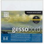 "Ampersand Gessoboard - 8"" x 10"""
