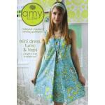 Amy Butler Patterns - Mini Dress, Tunic & Tops