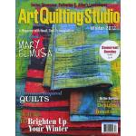 Art Quilting Studio - Winter, 2012 - ON SALE!