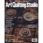 Art Quilting Studio - Winter 2013 - ON SALE!