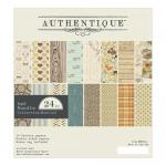 "Authentique 6"" x 6"" Paper Pad - Nestled [NES011]"