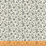 Aviary Fabric - [33567-1] Ditzy Floral - Linen White - ON SALE!