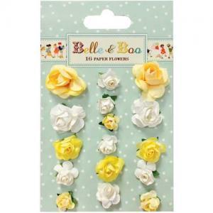 Belle & Boo Paper Flowers [BBFL001]