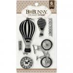 BoBunny Clear Stamp Set - Dreamer
