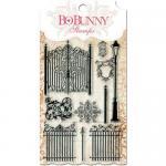 BoBunny Clear Stamp Set - Gateway