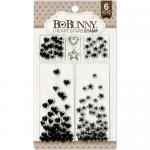 BoBunny Clear Stamp Set - I Heart Stars