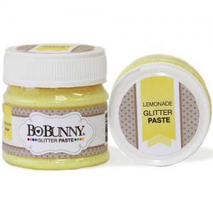 BoBunny Double Dot Glitter Paste - Lemonade
