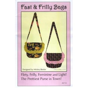 Brookshier Design Studio - Fast & Frilly Bags