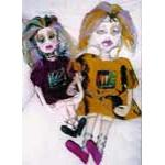 Dollscapes - Caroline Barnard