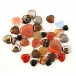 Czech Glass Bead Mix - [BMB33] Brown/Black