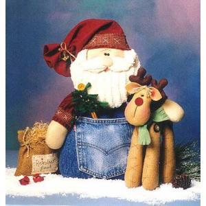 CG - Santa & Rudy