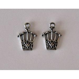 Charm: Crown - Crested Filigree [Q4181]