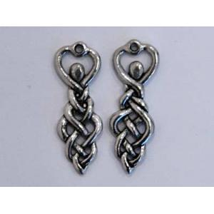Charm: Goddess - Twisting Drop [Q6101]