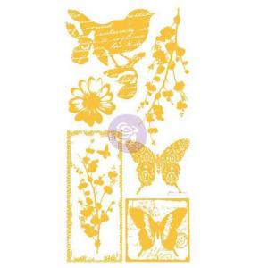 Christine Adolph Adhesive Rub Ons - Birds and Butterflies [971359]