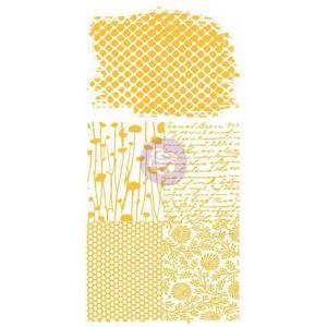 Christine Adolph Adhesive Rub Ons - Honeycomb [971441]
