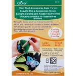 Clover Clam Shell Maker - [8412] Large
